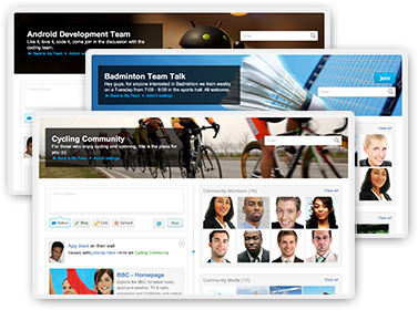 Create an Unlimited number of Intranet social communities