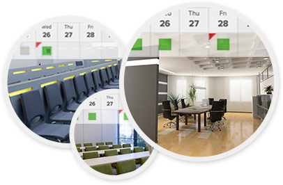 Manage the booking of Rooms using the intranet based Room booking system